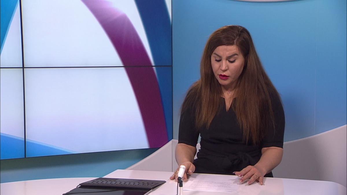 uutistenlukija koronauutiset kurdiksi