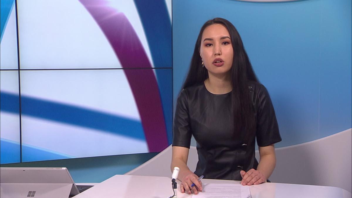 Zahra Karimy lukee persiankielisiä koronauutisia 4.12.