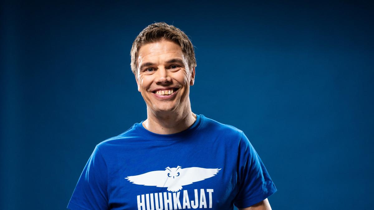 Yle Urheilun asiantuntija Erkka V. Lehtola