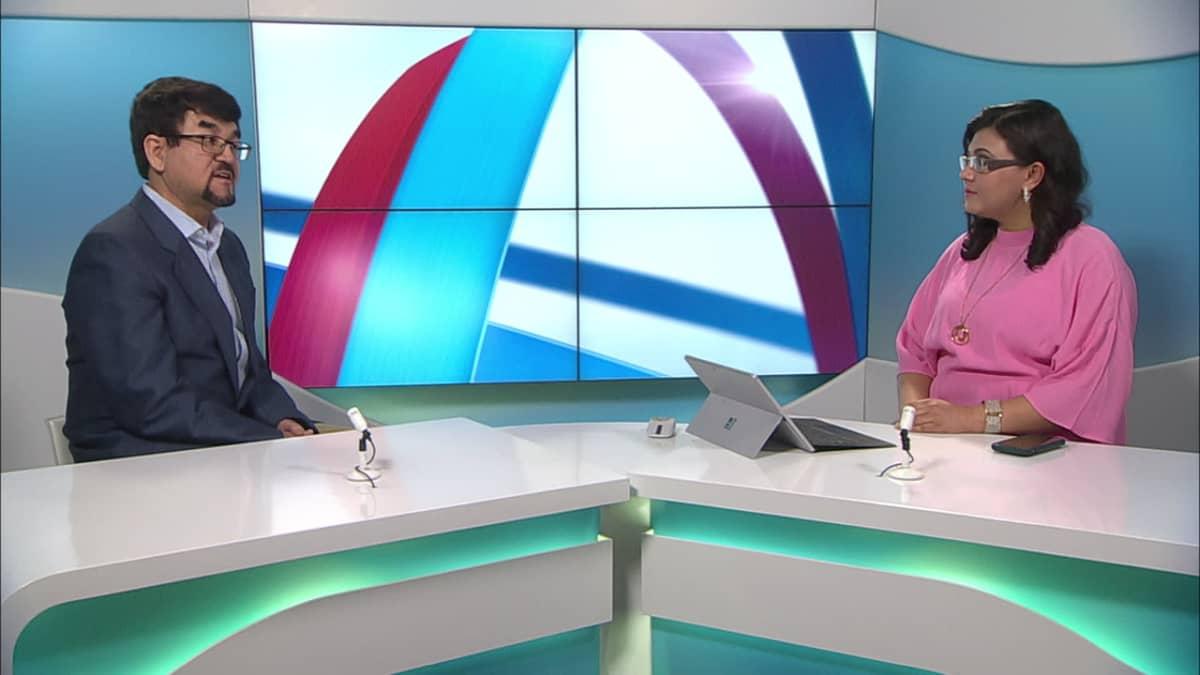 Nabi Qanezadeh ja Zahra Dehqanzada (toimittaja)