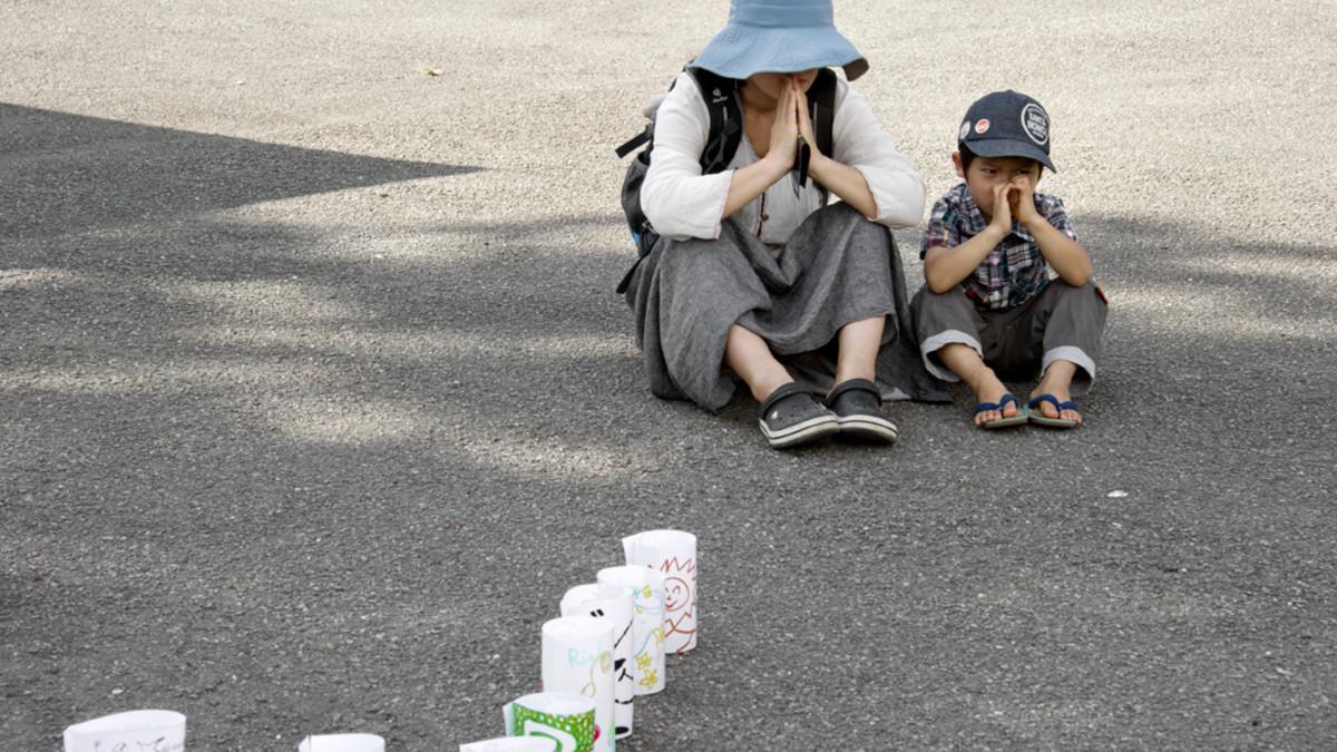 Japanilainen suku puoli tarina com