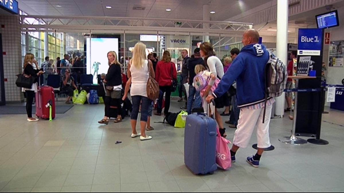 Vaasan lentoasema kaipaa lisätilaa   Yle Uutiset   yle.fi