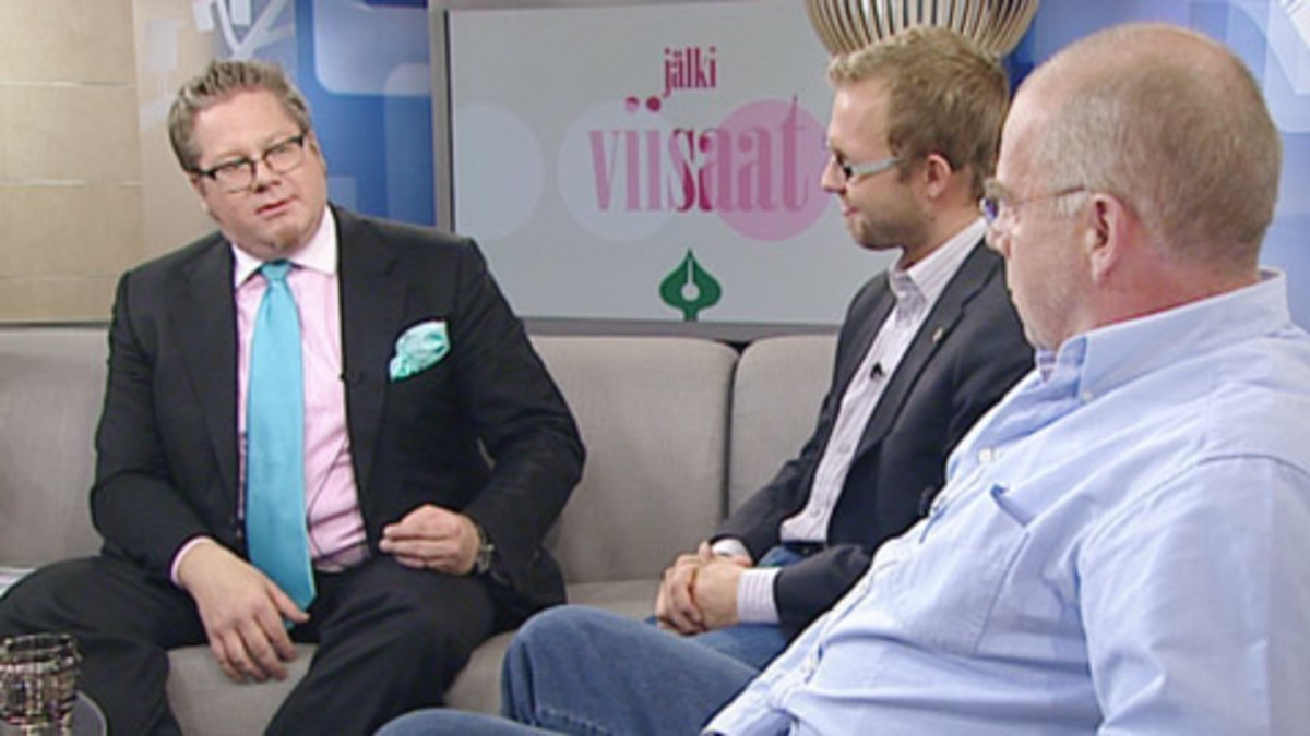 Kalle Isokallio Jälkiviisaat