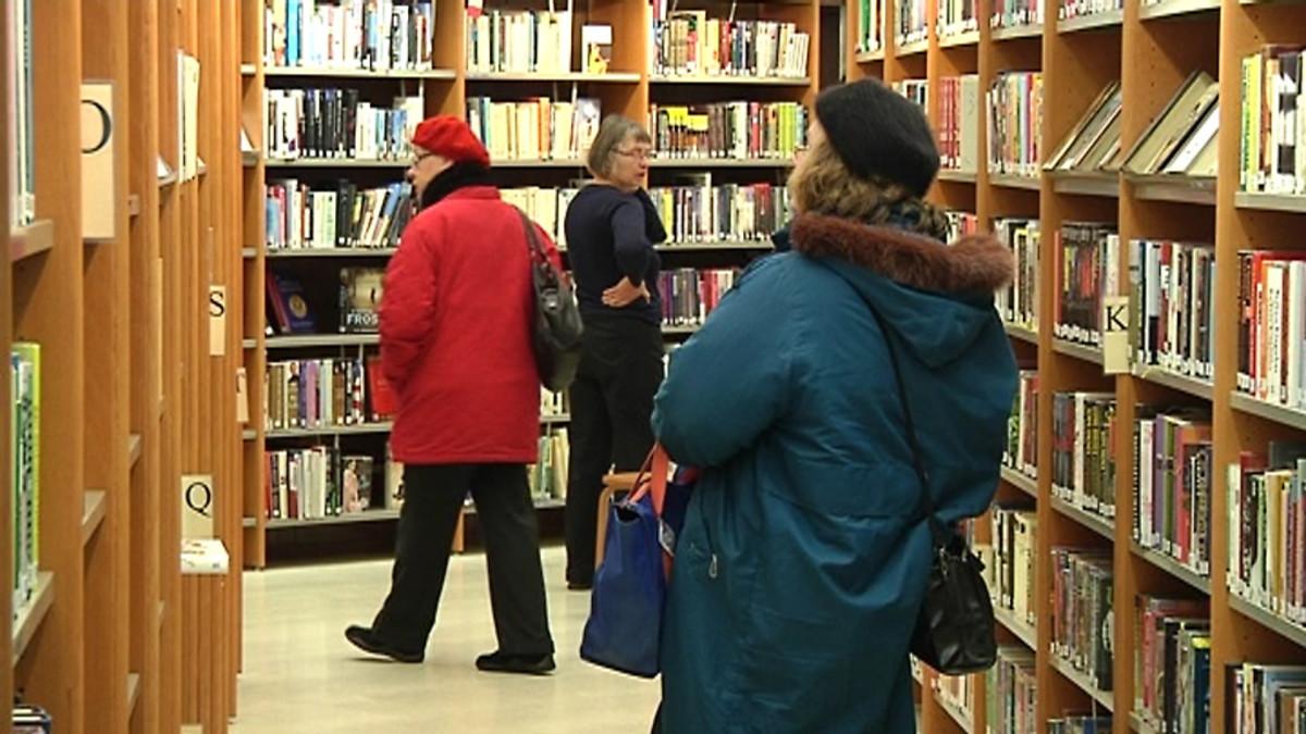 Pietarsaaren Kirjasto
