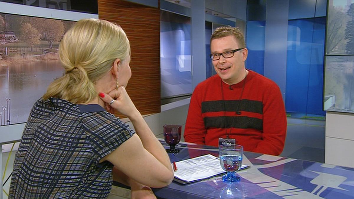 Aalto-yliopiston yli-innovaatioaktivisti Anssi Tuulenmäki.