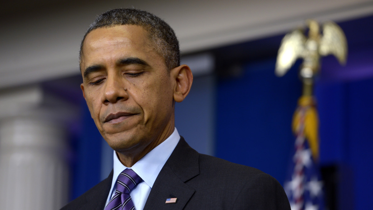 Obama puhe Mandela kuolema