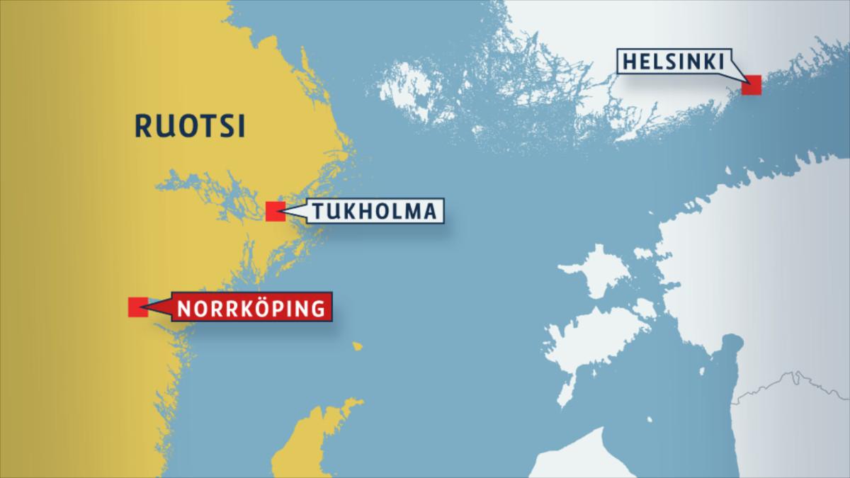 Nelja Ihmista Otettu Kiinni Ruotsin Vakivaltaisuuksista Yle