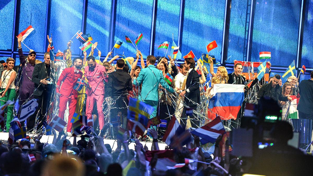 Euroviisujen Voittajat