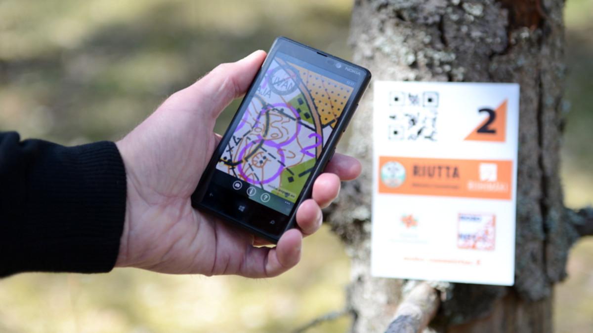 Kannykkasovellus Korvaa Kartan Ja Kompassin Mobiilisuunnistus