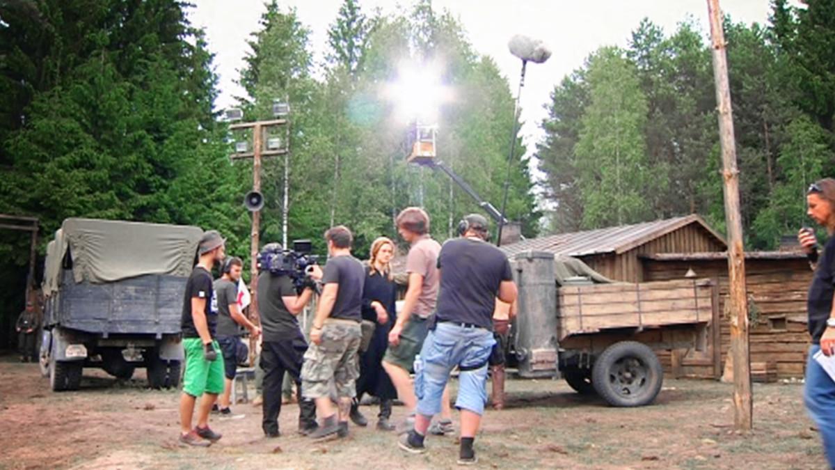 Kätilö -elokuvaa kuvataan Liettuassa.
