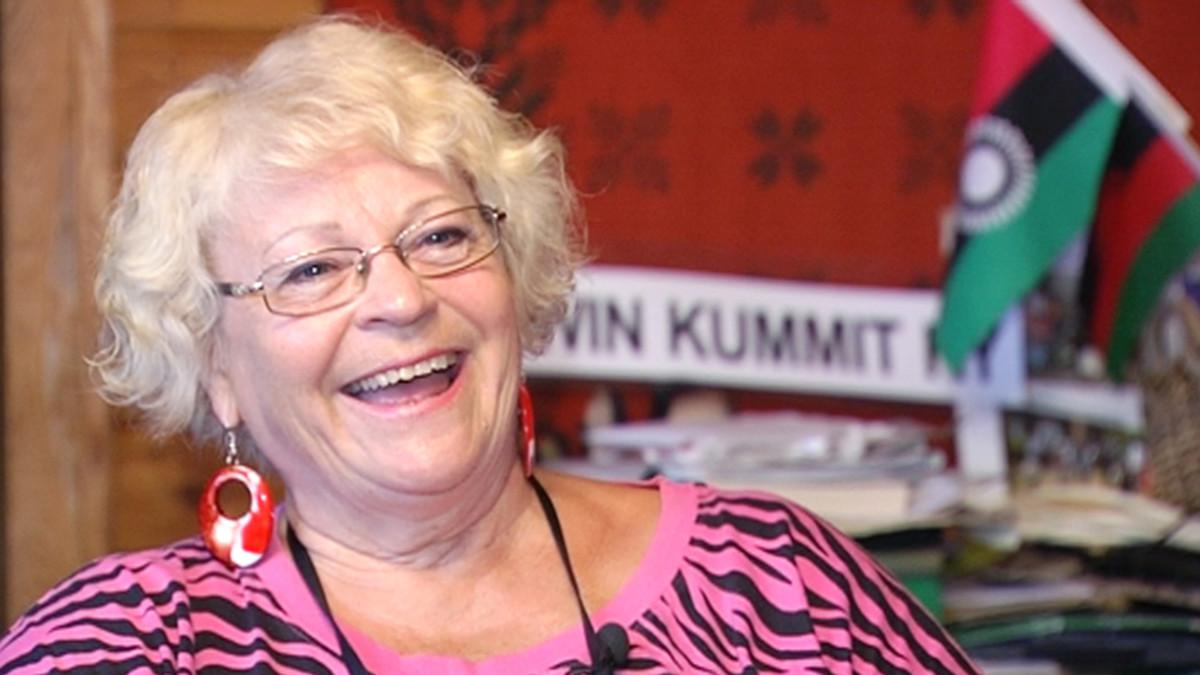 Anja Luoma on Malawin lapset -kummilapsijärjestön perustaja.