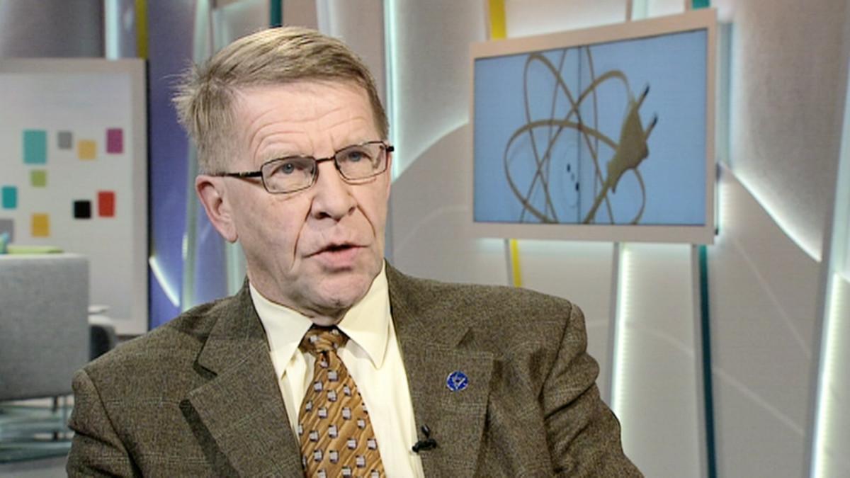 Jukka Laaksonen, varajohtaja, Rusatom Overseas.
