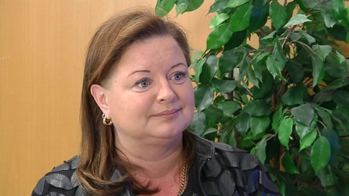 Anne Louhelainen.