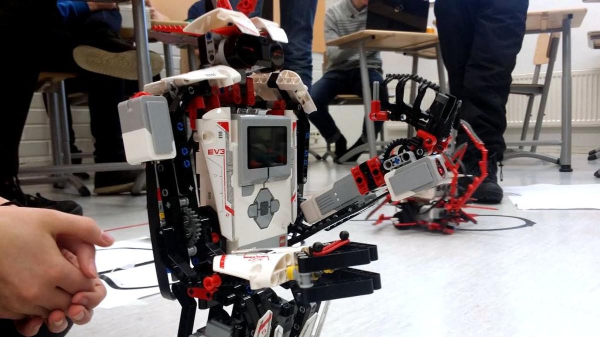 robotti ohjelmointi