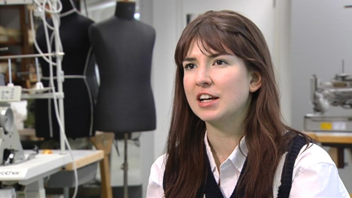 Sophie Sälekari.