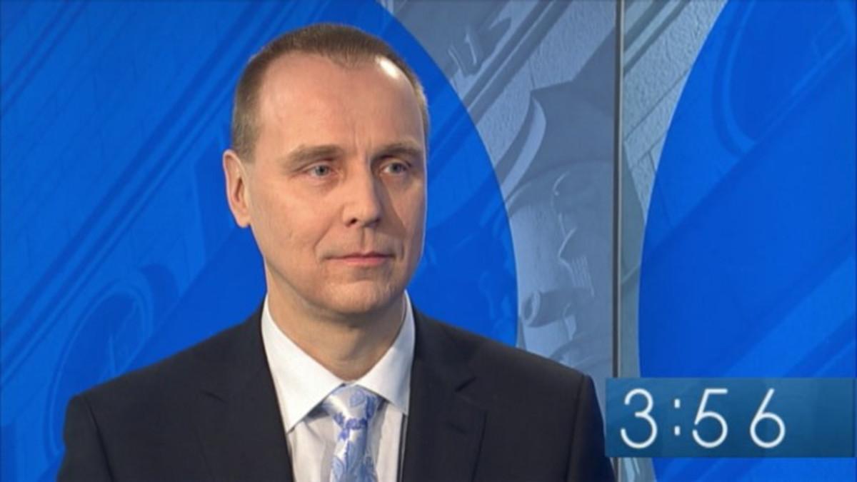 Antti Kivelä.