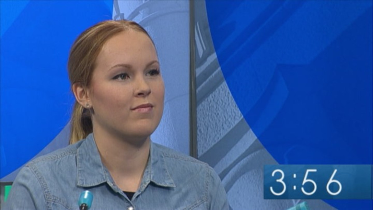 Jasmine Saloranta, SDP.