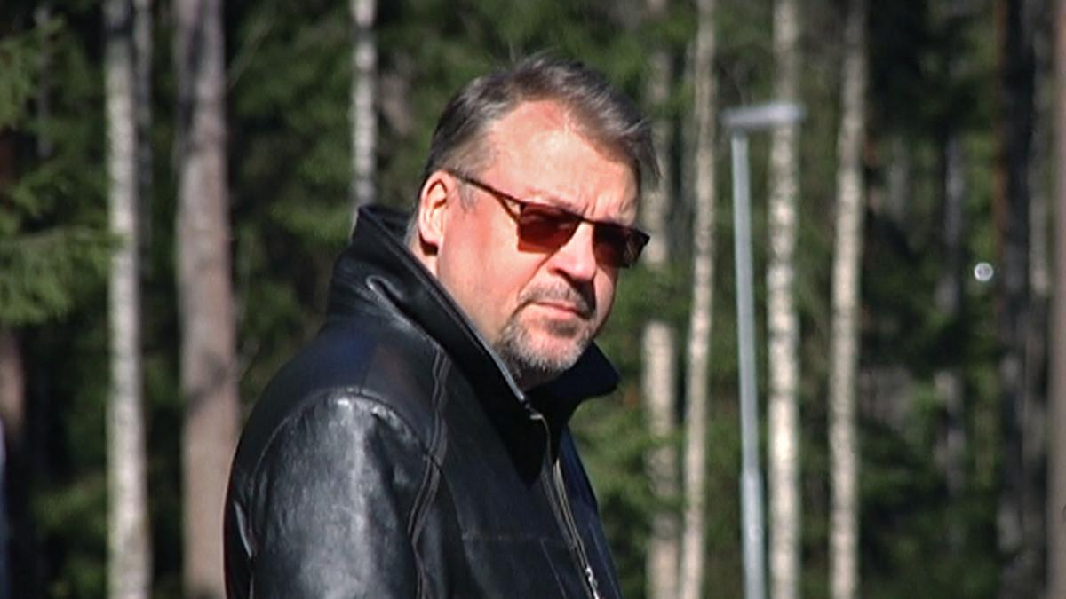 Rikoskomisario Jari Kinnunen