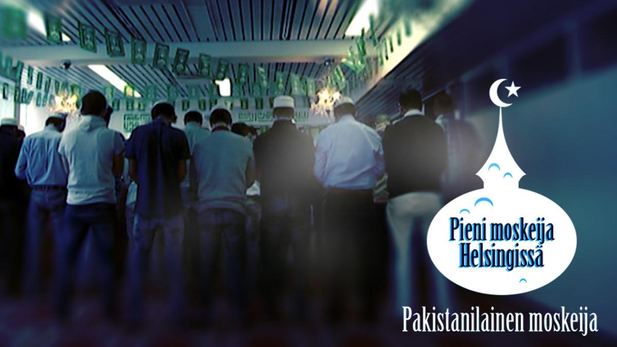 Pakistanilainen moskeija