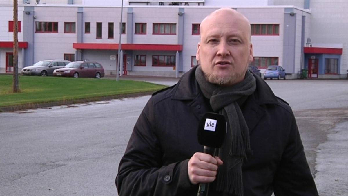 Janne Ahjopalo raportoi.