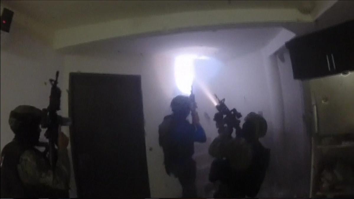 Isku huumeparonin taloon Meksikossa