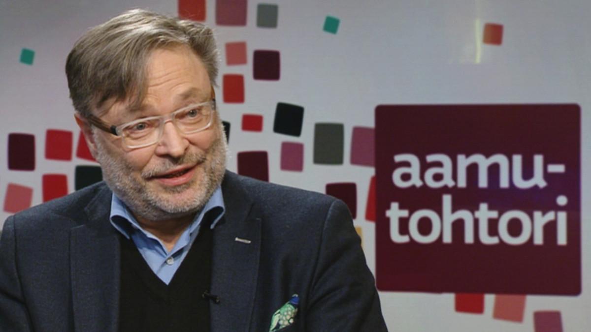 Psykiatrian erikoislääkäri Heikki Nikkilän kanssa puhuttiin sairauden pelosta.