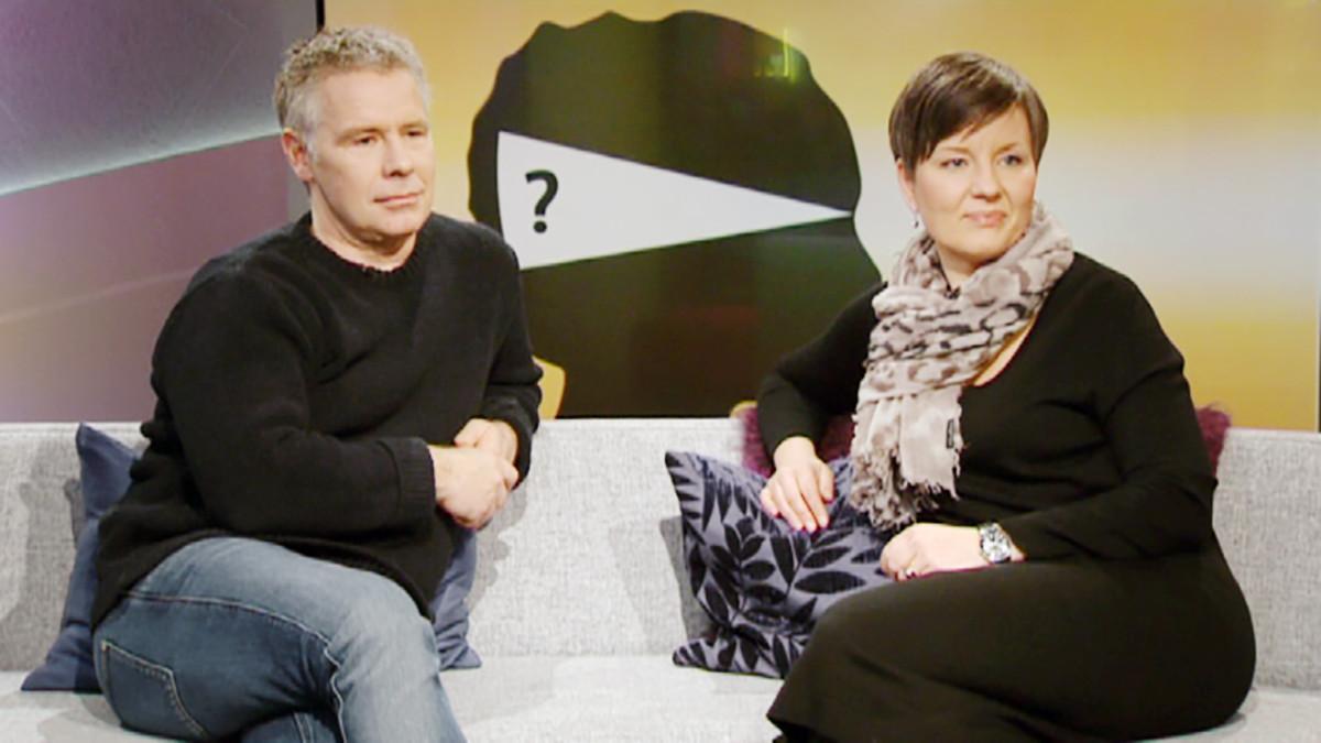 Saku Tuominen ja Anna-Mari Heikkilä