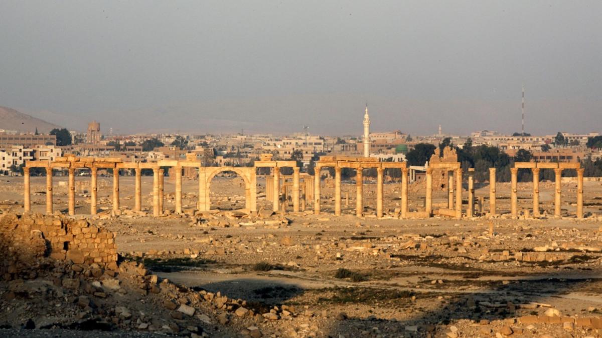 Syyrian Kaupunki