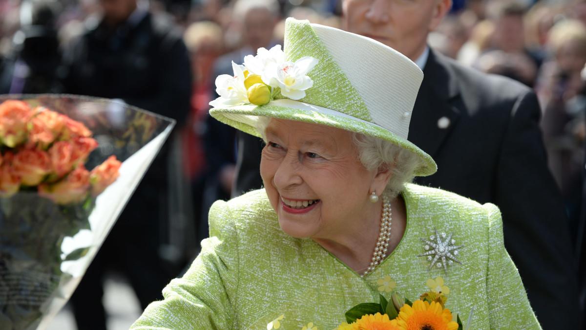 Kuningattaren syntymäpäivä