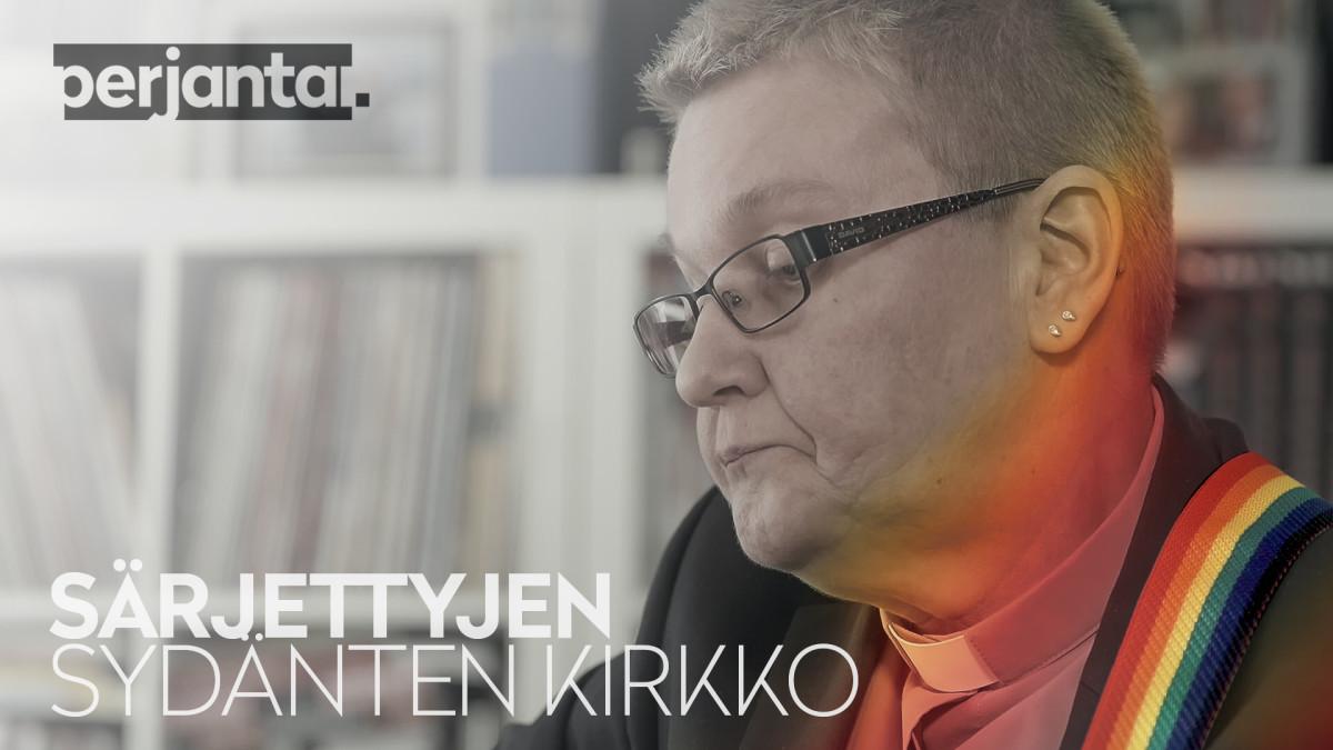 """Päivi Räsäsen puheessa homoseksuaalisuus on """"kipu"""" – Räsänen: Ei tarkoittanut kaikkia homoja"""