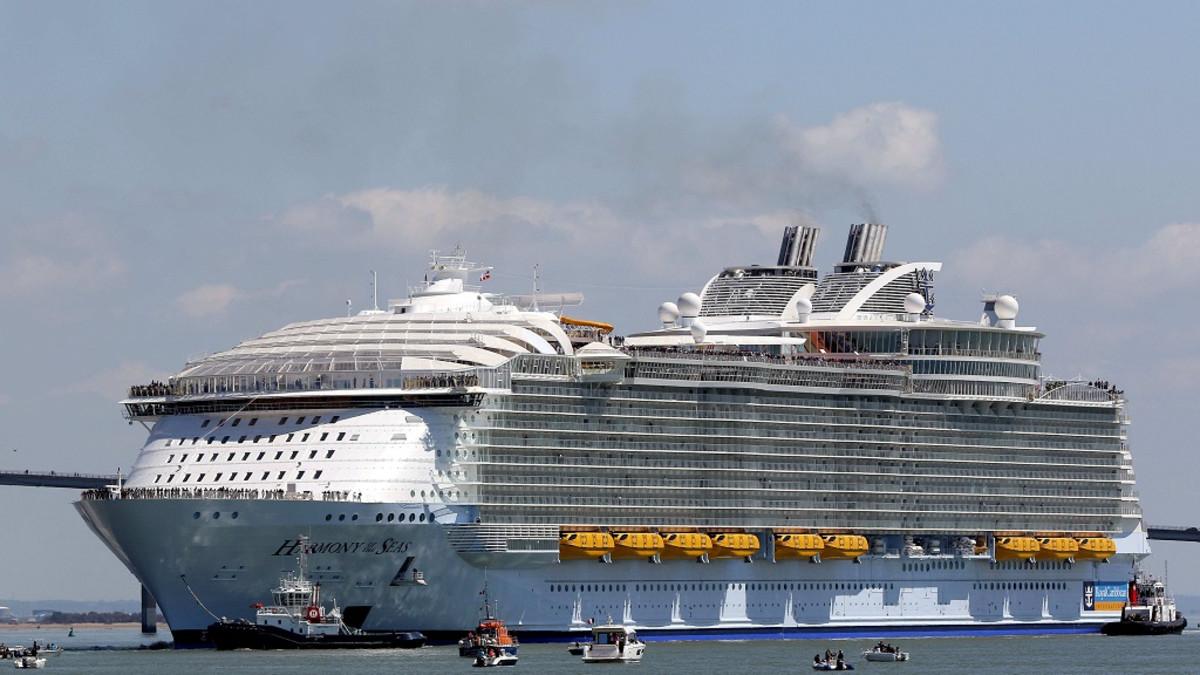 Maailman Suurimmat Laivat