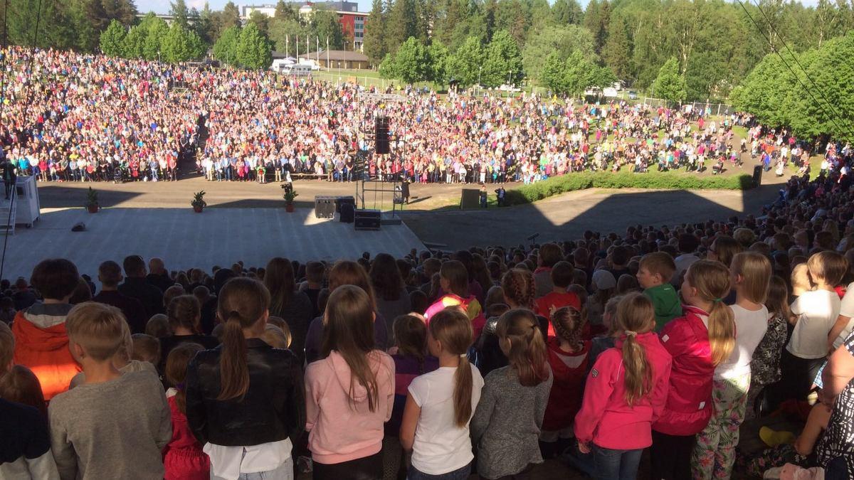 Suomen Suven Avaus