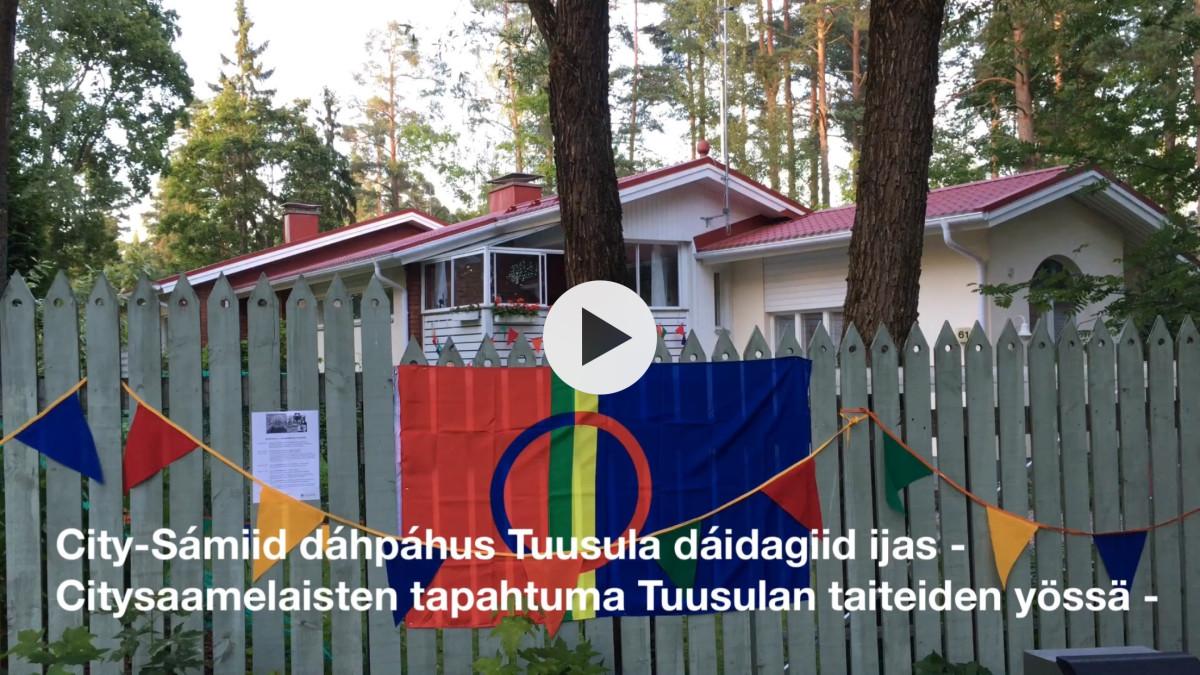 Tuusula dáidagiid idja 2016