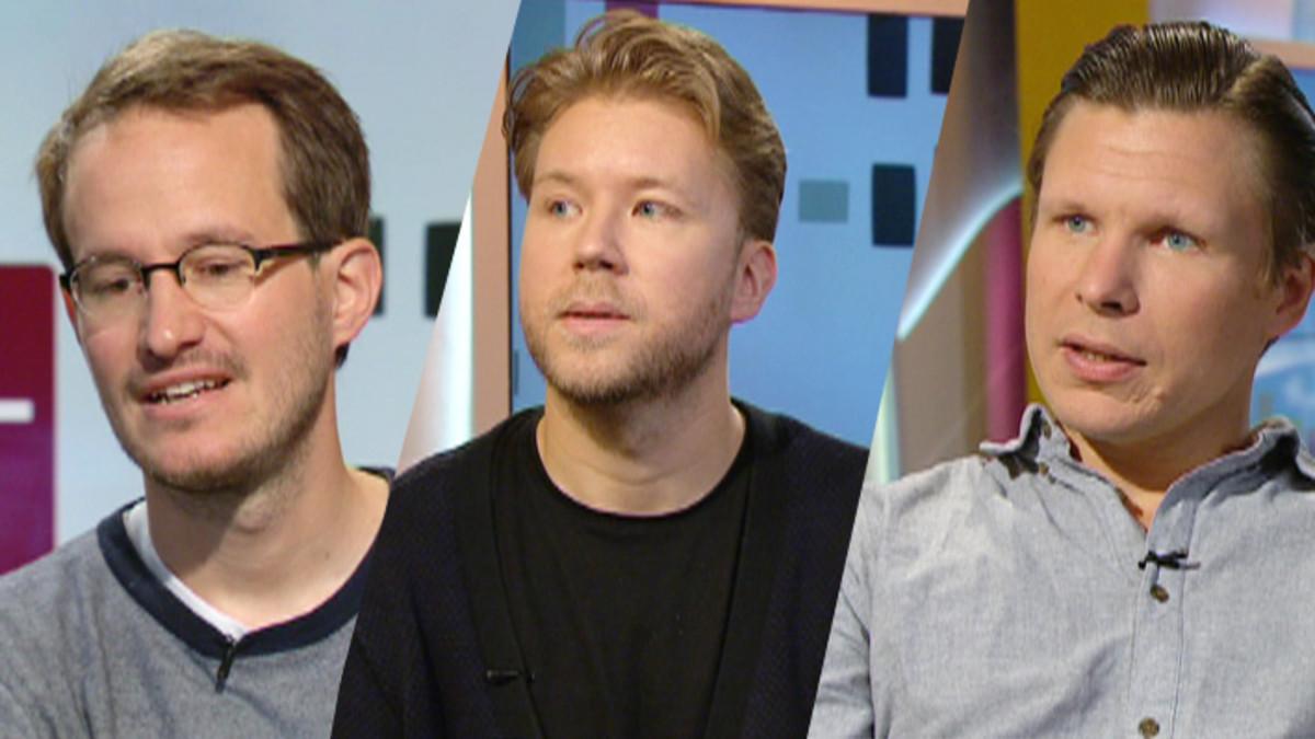 Rakkaus tyrmäsi Olli Mäen – Hymyilevä mies tv-ensi-illassa
