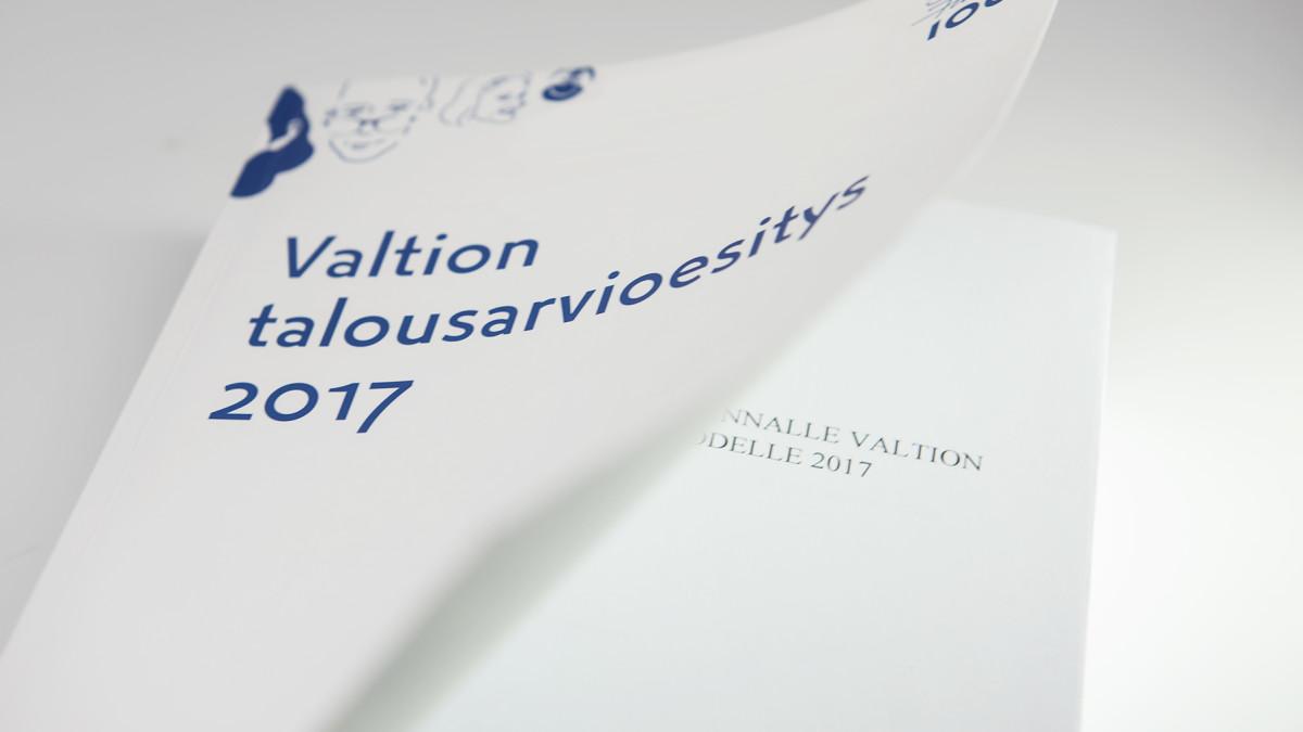 Valtion talousarvioesitys 2017.