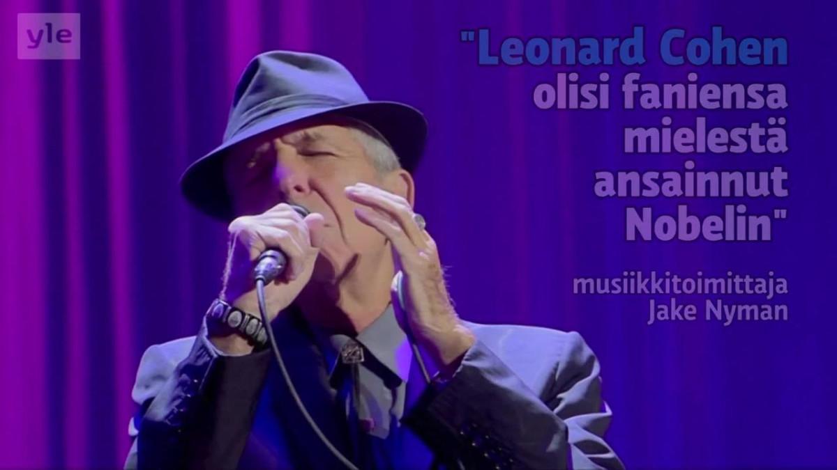 Artisti Leonard Cohen.