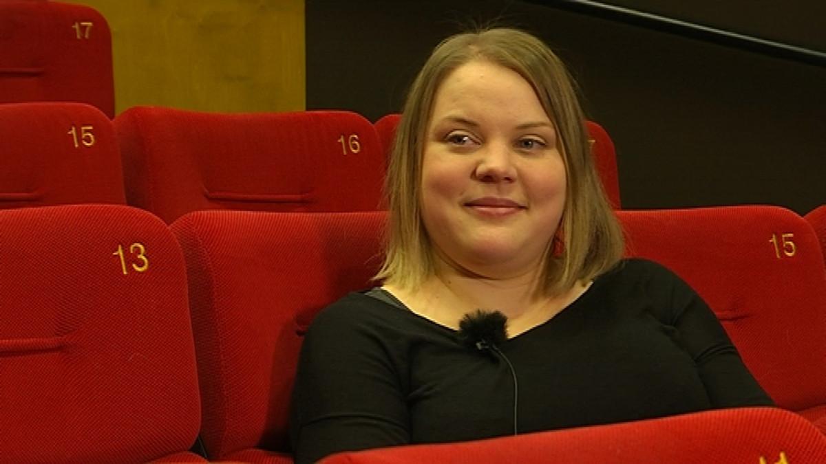 Hanna Laaksonen.