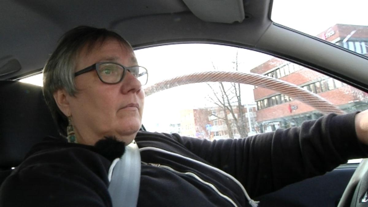 Susanne Riikonen.