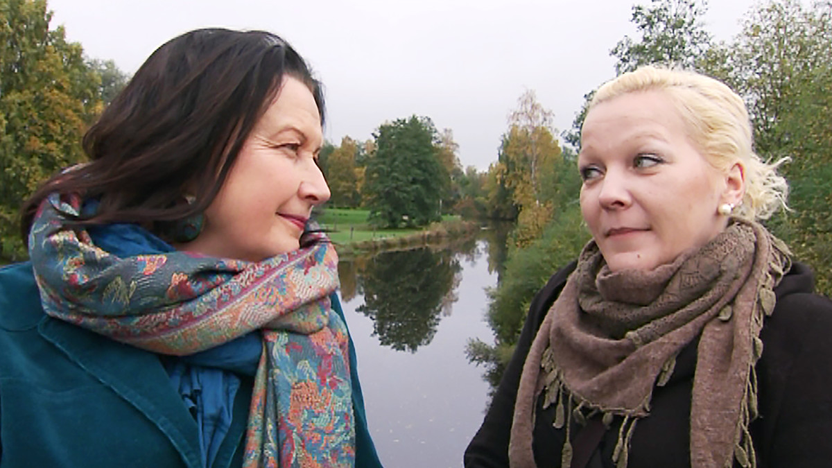 Katri Tapola ja Noora Budde
