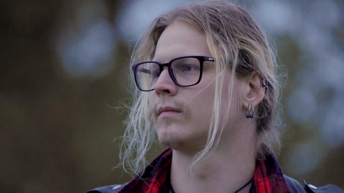 Rasmus Anderssénin lähikuva.