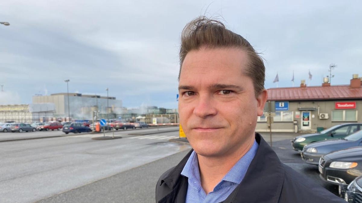 Sotkamon kunnanjohtaja Mika Kilpeläinen