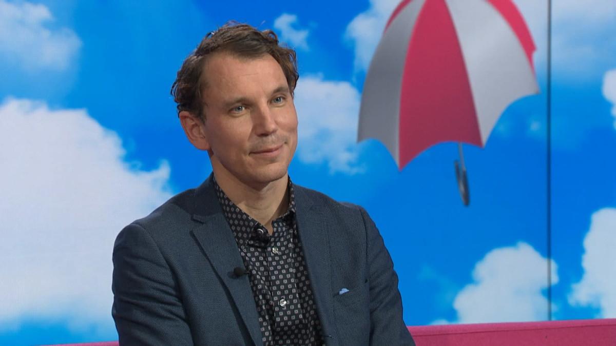 """Juha Itkonen ei käytä sanoja """"lapseperheen arki"""" tai """"ruuhkavuodet"""" ja tässä syy"""