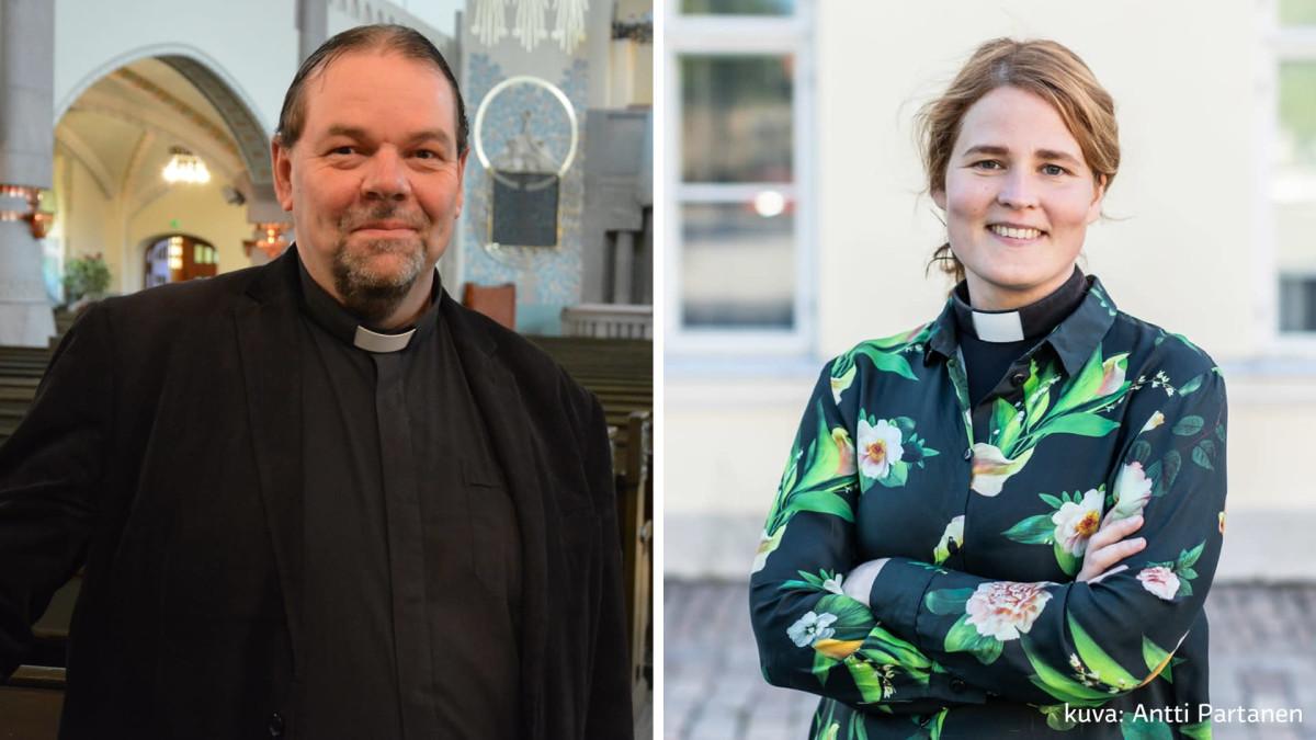 Turun arkkihiippakunnan piispanvaalin ehdokkaiden paneeli