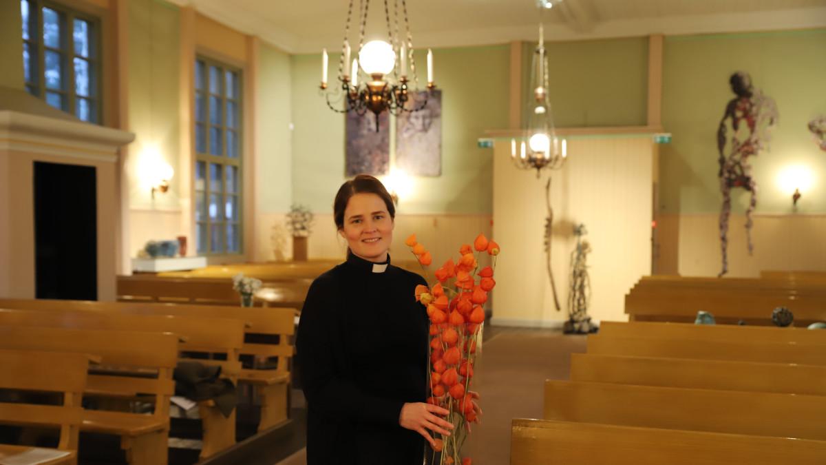 Mari Leppänen valittiin Turun arkkihiippakunnan piispaksi