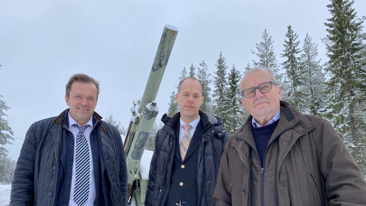 Suomen sotahistorian kuuluisimmasta taistelusta tehdään ooppera