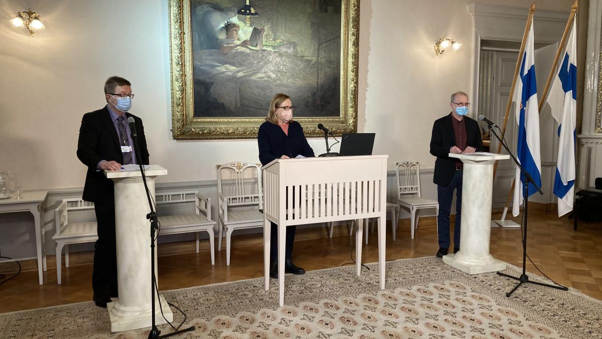 AVI kertoi Pohjois-Pohjanmaan ja Kainuun uusista koronarajoituksista