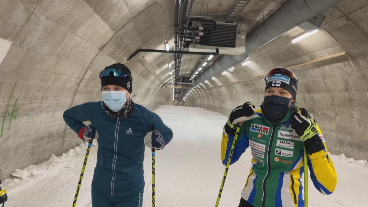 Pystytäänkö nuorten MM-hiihdot järjestämään Vuokatissa, kun korona siirsi SM-kisat?