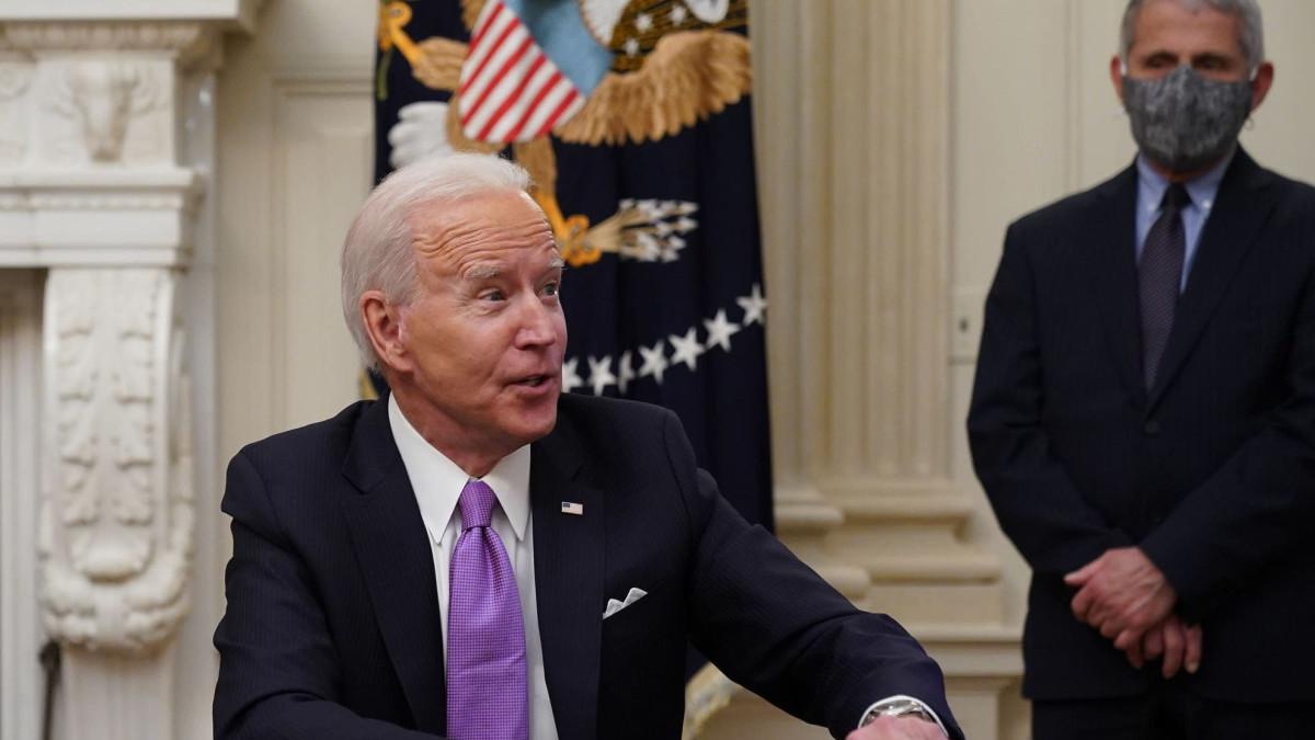 Joe Bidenin ulkopoliittinen puhe