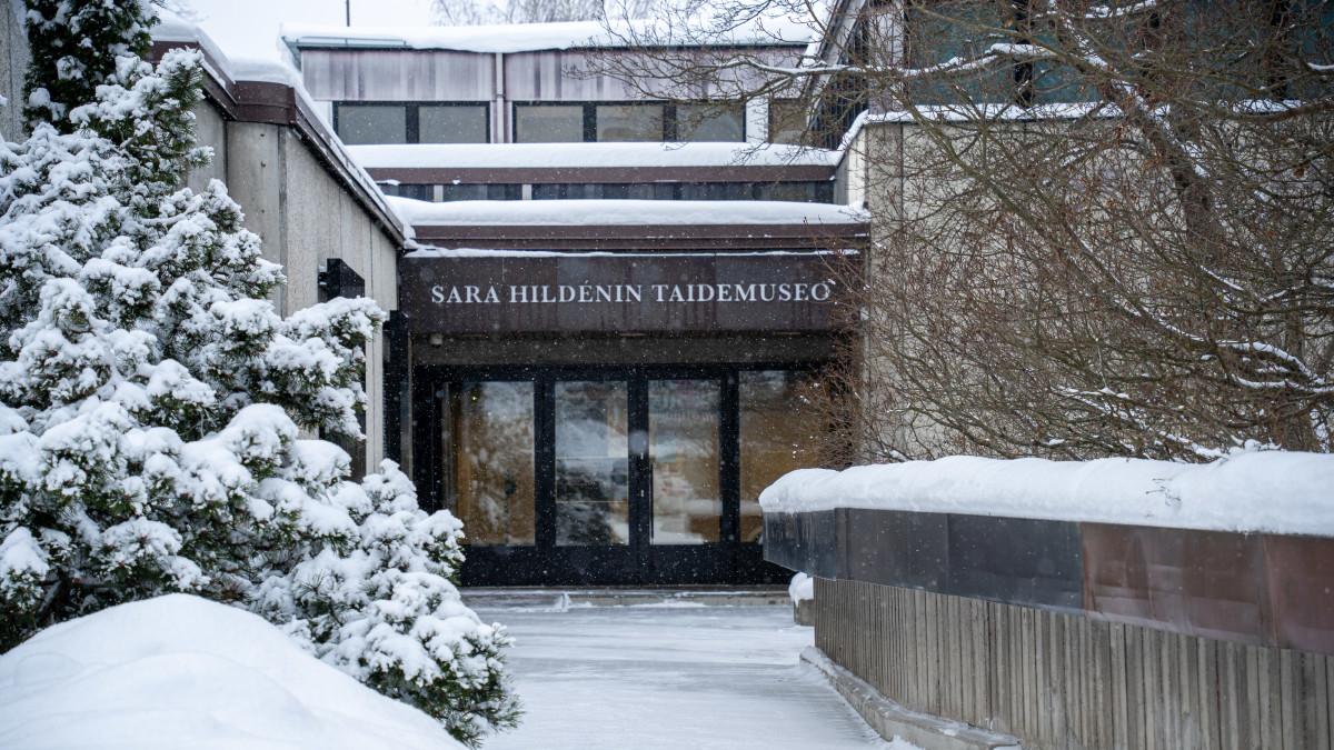 Sara Hildénin taidemuseossa avautuu uusi näyttely