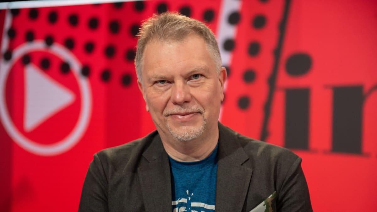 Viimeinen sana ohjelma, vieraana toimittaja Petri Korhonen. 19.3.21